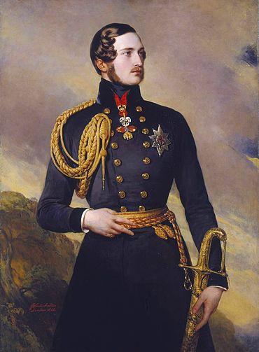 370px-Prince_Albert_-_Franz_Xaver_Winterhalter_1842