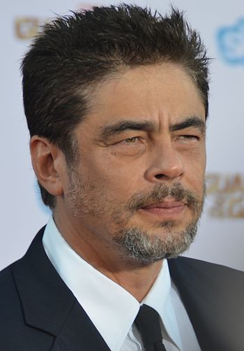350px-Benicio_Del_Toro_-_Guardians_of_the_Galaxy_premiere_-_July_2014_%28cropped%29